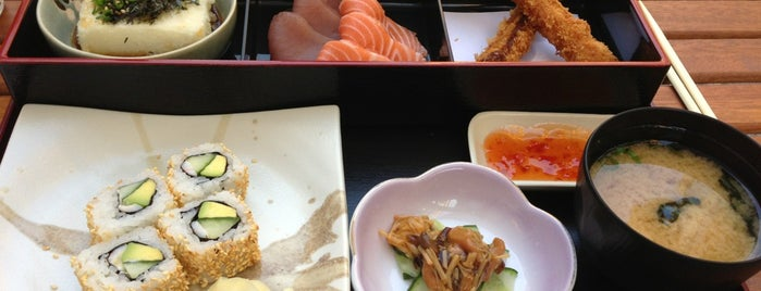 Kikuya is one of Sushi.