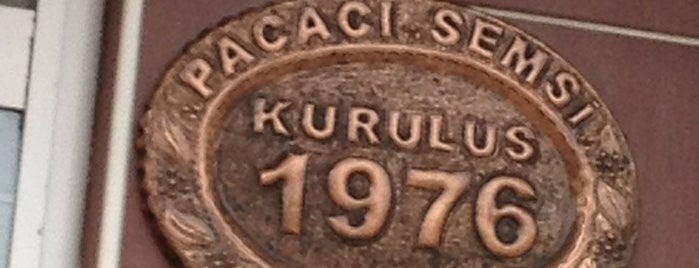 Paçacı Şemsi is one of Locais curtidos por Mahmut.
