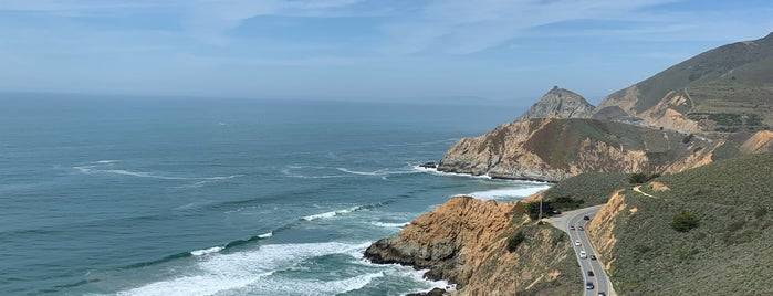 Gray Whale Cove Trail is one of South SF.