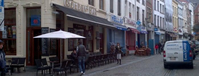 Golden Bar is one of Mathieu 님이 저장한 장소.
