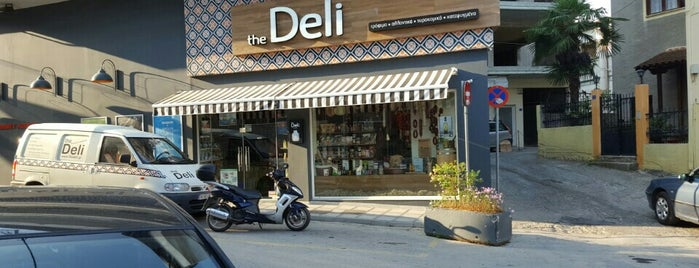 the Deli is one of Locais curtidos por George.