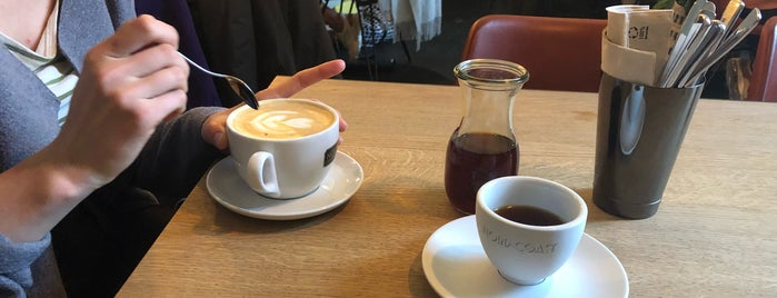 Nord Coast Coffee Roastery is one of HAM × Eat × Drink.