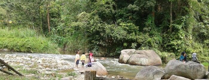 Pulau Santap is one of @Bentong, Pahang.