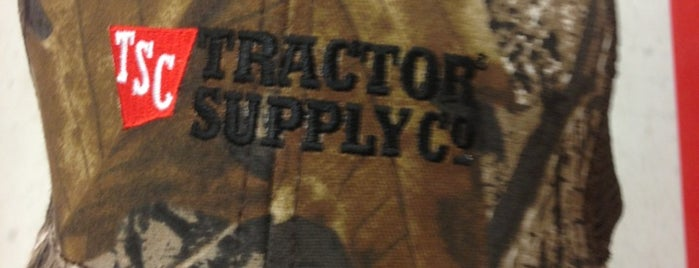 Tractor Supply Co. is one of My places.