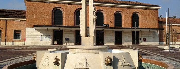 Stazione Rovigo is one of Veneto best places 2nd part.