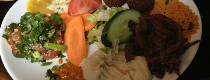 Dada Falafel is one of Good enough for lunch.