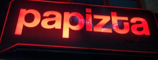 Papizta is one of Alsancak.
