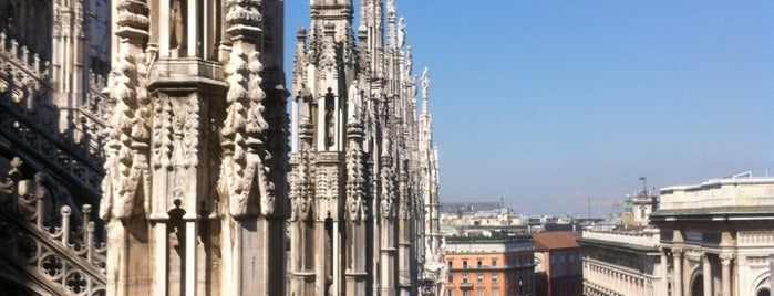 Terrazze del Duomo is one of Milano City Guide.