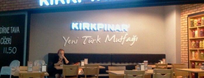 Edirne Kırkpınar Lokantası is one of Orte, die Arzu gefallen.