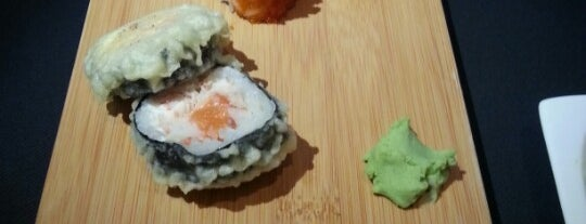 Enso Sushi is one of España.