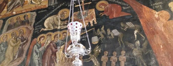 Άγιος Νικόλαος Αναπαυσάς is one of Posti che sono piaciuti a Carl.
