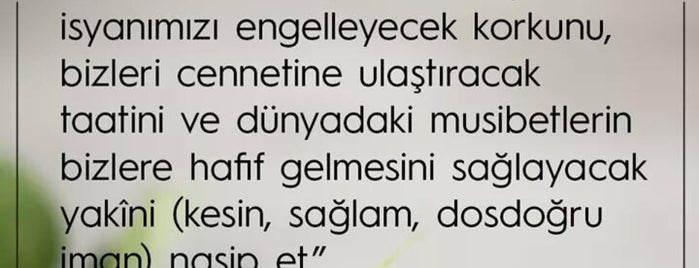 Tekke Camii is one of Orte, die Aykut gefallen.