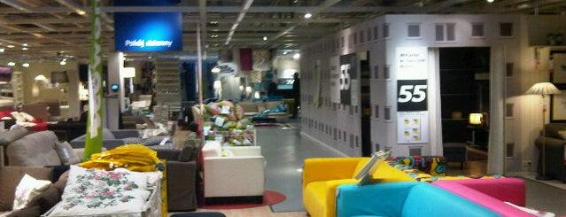 IKEA is one of Maciej'in Beğendiği Mekanlar.