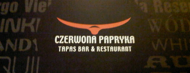 Czerwona Papryka is one of Poznan #4sqcity by Luc.