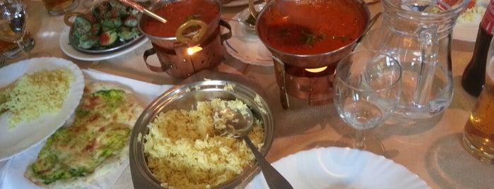 Restaurant Delhi Tandoori is one of Lugares guardados de Urban Tommy.