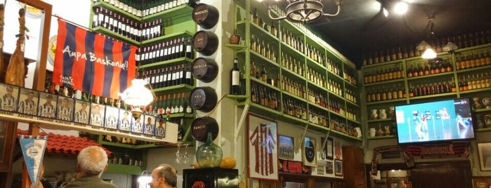 Bodega Alava is one of Restaurantes en Vitoria-Gasteiz.