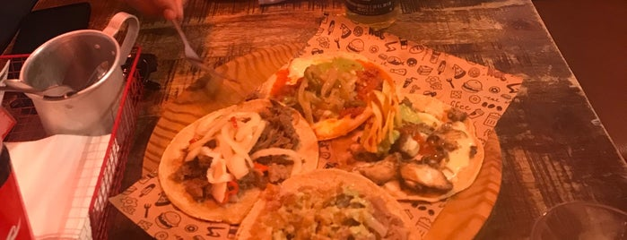 Pikio Tacos is one of Barcelona.