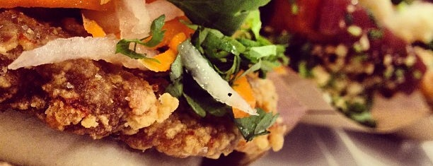 Baohaus is one of Best 200 Spots to Eat in Manhattan.