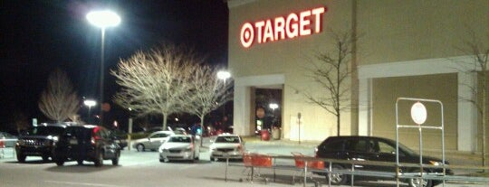 Target is one of Lugares favoritos de Christopher.