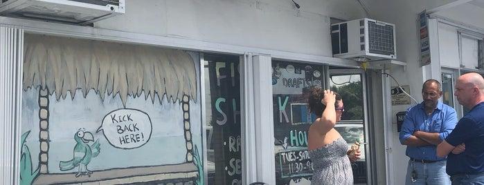 Fish Shack is one of สถานที่ที่บันทึกไว้ของ HeidiHo.
