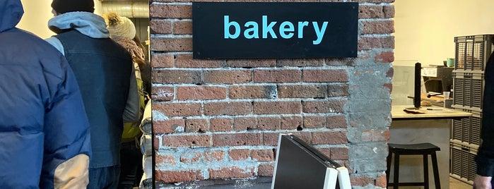Reunion Bread Co. is one of Den JEN!.
