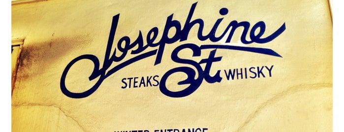 Josephine Street Cafe is one of texas.