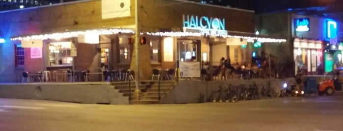 Halcyon Coffee, Bar & Lounge is one of Best Coffee in Austin.