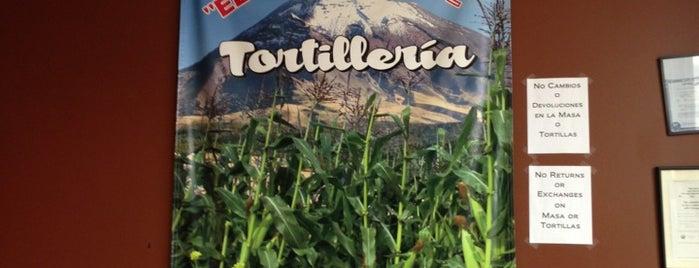 El popo tortilleria is one of Tacos 2.