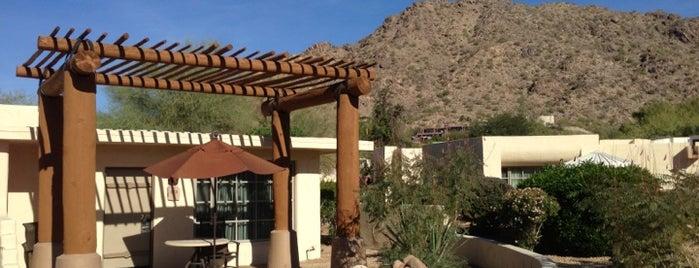 JW Marriott Scottsdale Camelback Inn Resort & Spa is one of Favorite Marriott Hotels.
