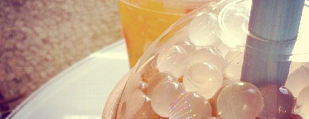 IS Bubble Tea is one of Tempat yang Disukai Léo.