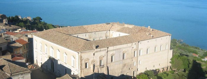 Palazzo D'avalos is one of Charming Castles and Fortresses.