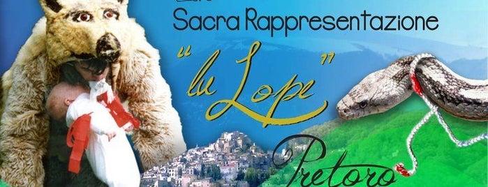 Pretoro is one of Events in Abruzzo.