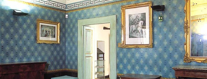 Museo Casa Natale di Gabriele d'Annunzio is one of Gabriele d'Annunzio -  #ilVate4sq.