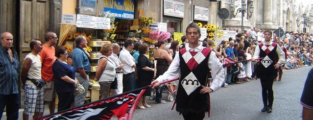 Sulmona is one of Events in Abruzzo.