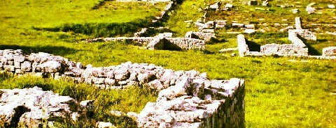 Archaeological sites in Abruzzo