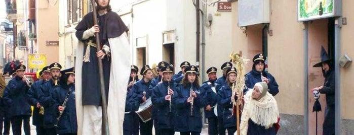 Montorio al Vomano is one of Events in Abruzzo.