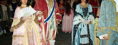 Vasto is one of Events in Abruzzo.