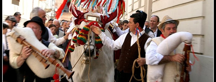 Loreto Aprutino is one of Events in Abruzzo.