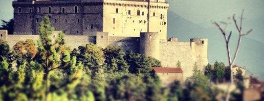 Castello di Celano is one of Castelli Italiani.
