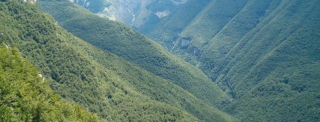 True Nature: parks in Abruzzo