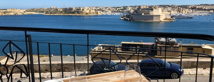 Panorama restaurant&lounge is one of MALTA FOOD❤️.