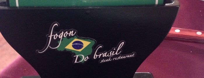 Fogon Do Brasil is one of Ags.