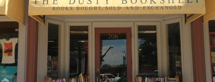 Dusty Bookshelf is one of Indie Books.