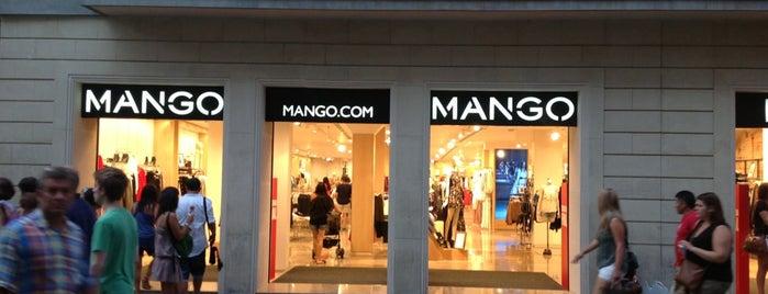Mango is one of สถานที่ที่ Rafael ถูกใจ.