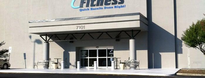 Retro Fitness is one of Orte, die Justin gefallen.