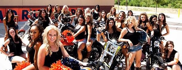 Caliente Harley Davidson is one of Tempat yang Disukai Luiggio.