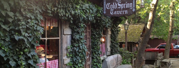 Cold Spring Tavern is one of Santa Barbara.