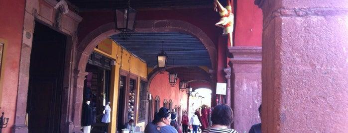 Restaurant del Jardín is one of Pa quitarse el hambre.