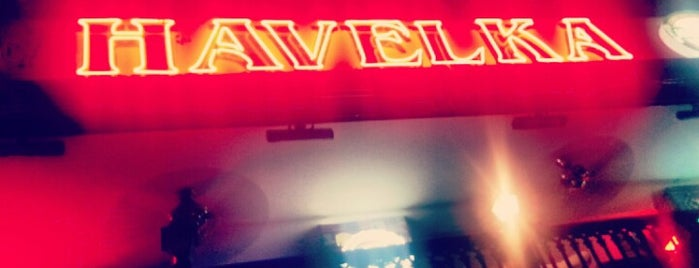 Havelka is one of Nightlife in Ankara.