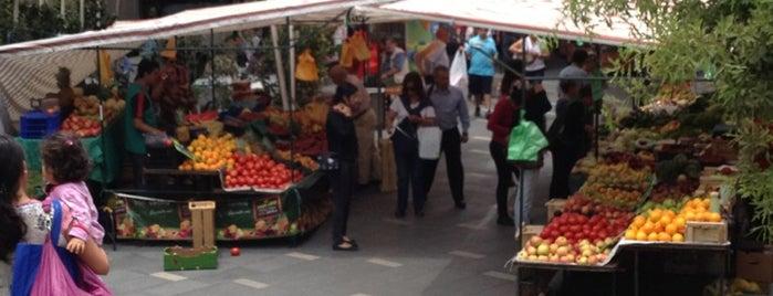 La Feria Libre is one of Lieux sauvegardés par Ashok.